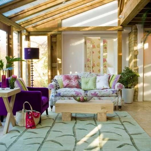 Ideias para terraço, varanda ou pátio ~ Decoração e Ideias  casa