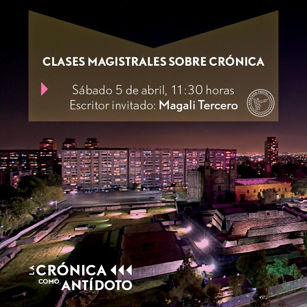 Charlas literarias y un concurso de crónica en Tlatelolco