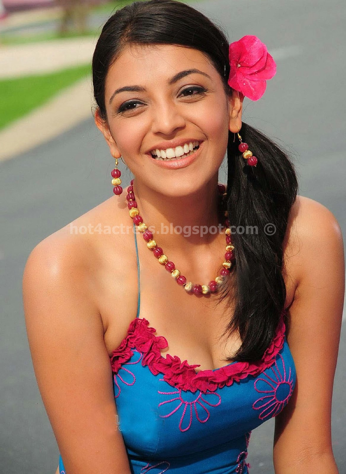 Hot Kajal Agarwal In Bra Idlebrain hot kajal