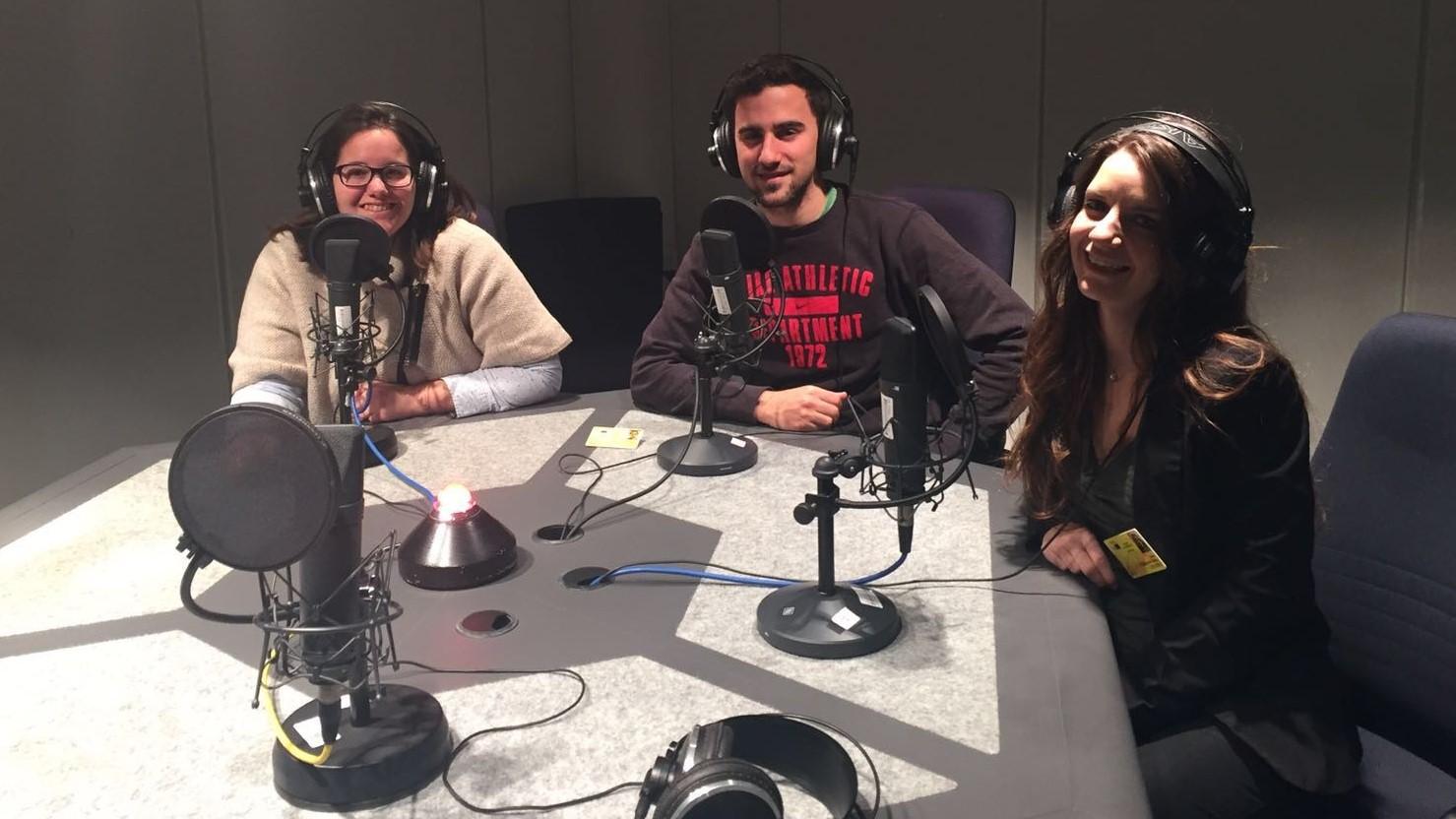 ARU: HACER BUENA RADIO EN LA UNIVERSIDAD
