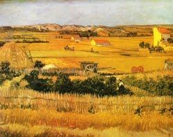 Vista da Planície de Crau - 1888