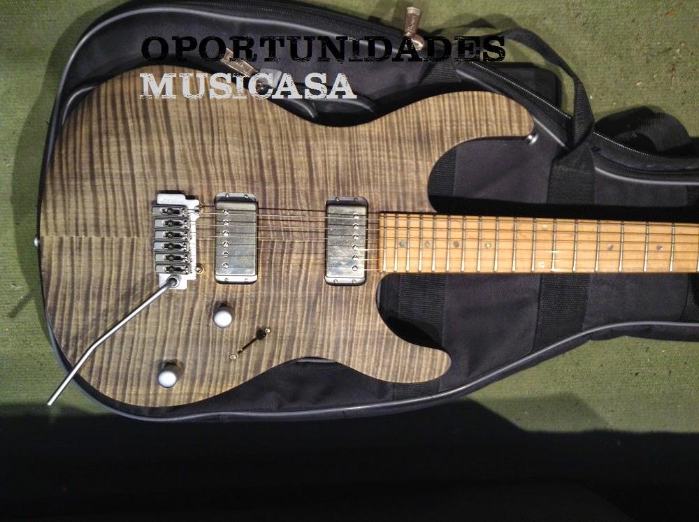 Guitarra electrica de luthier for Luthier guitarra electrica