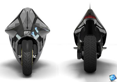 Crossbow Super Motorcycle
