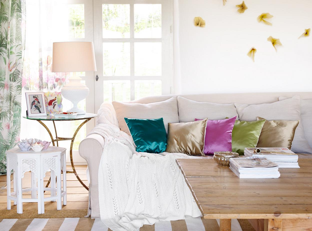 Blog jardin maison nouvelle tendance d co printemps for Chambre zara home