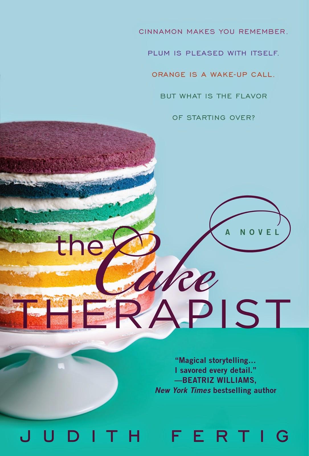 The Cake Therapists Rainbow