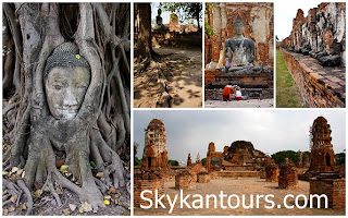 Ayutthaya Temple tours