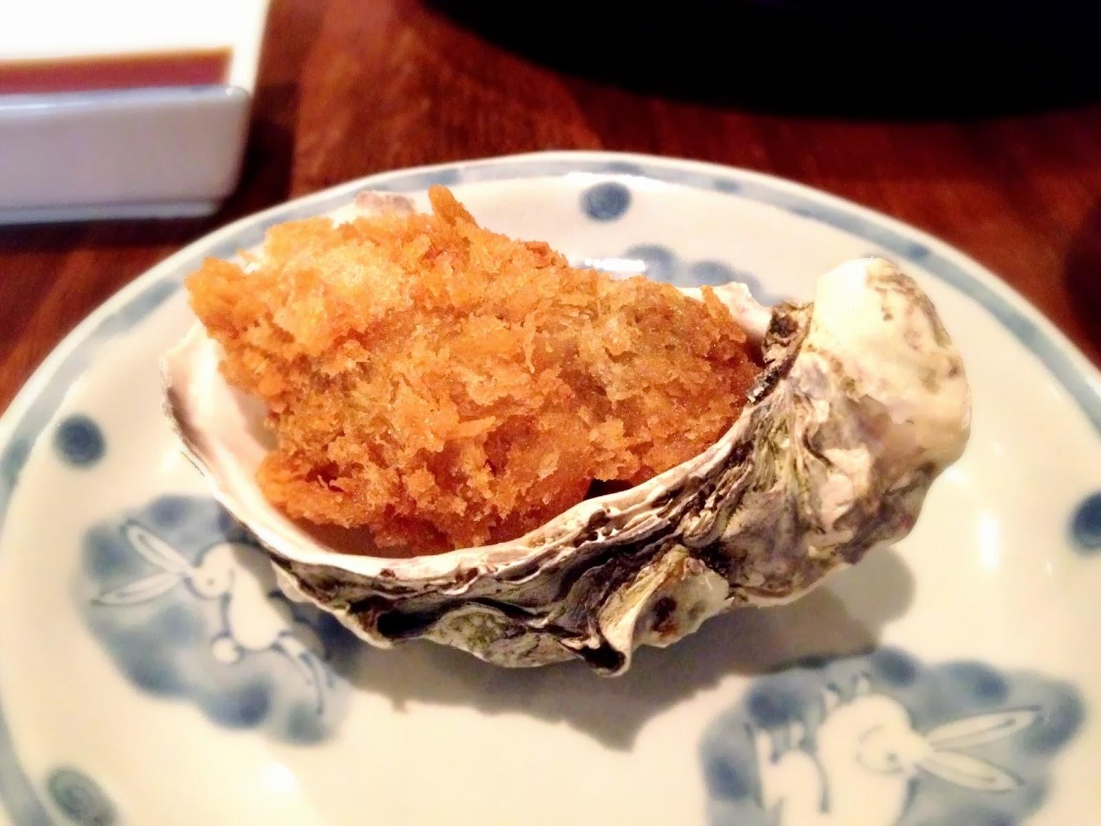 kaki fried oyster