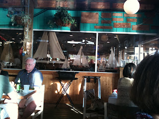Dockside Restaurant and Marina Dining Room