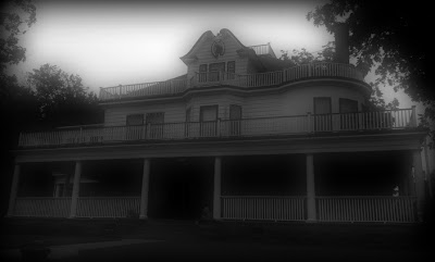 The ghost of little Augusta Houghton haunts the upstairs of her old home which is now the Stone Lion Inn - Guthrie, Oklahoma
