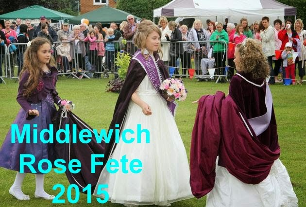 THE BEST OF MIDDLEWICH: MIDDLEWICH ROSE FETE 2015