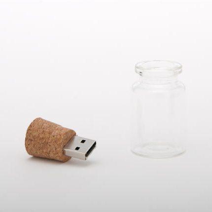 Blank USB memory stick