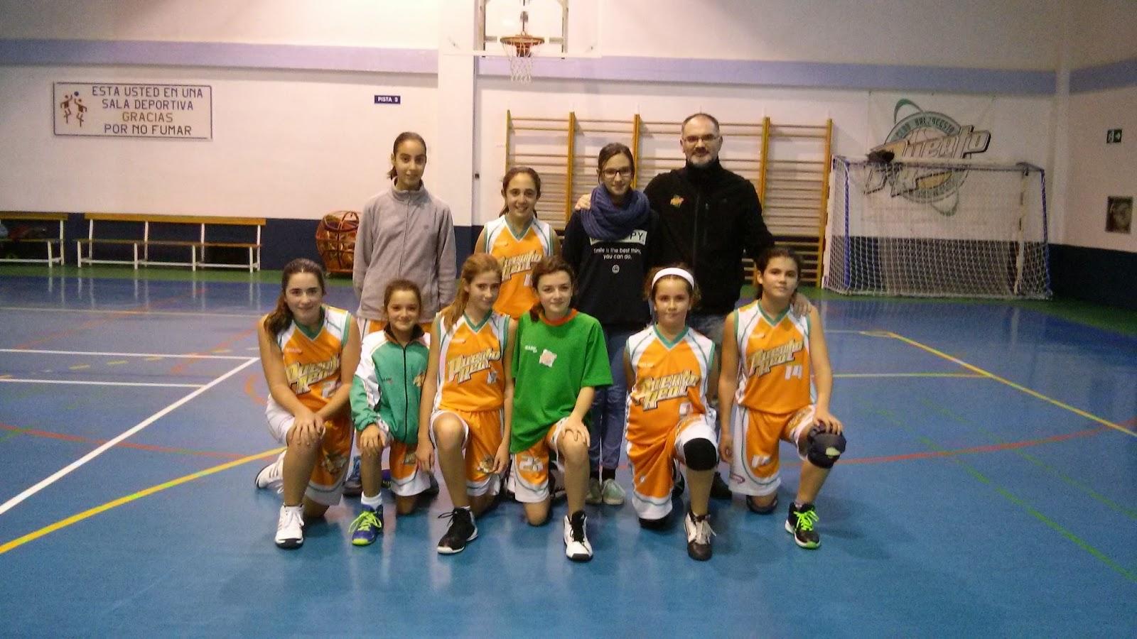 Club baloncesto puerto real continua la racha de for Gimnasio 360 puerto real