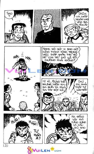 Jindodinho - Đường Dẫn Đến Khung Thành III  Tập 9 page 120 Congtruyen24h