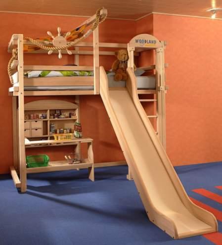 Decoraciones y hogar dormitorios modernos para ni os for Decoracion y hogar bogota