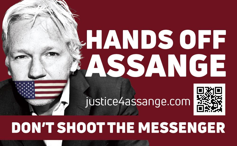 Giustizia per Julian Assange
