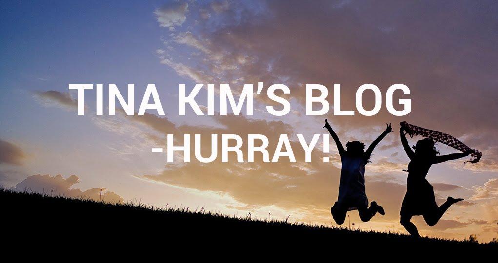Tina Kim's Blog