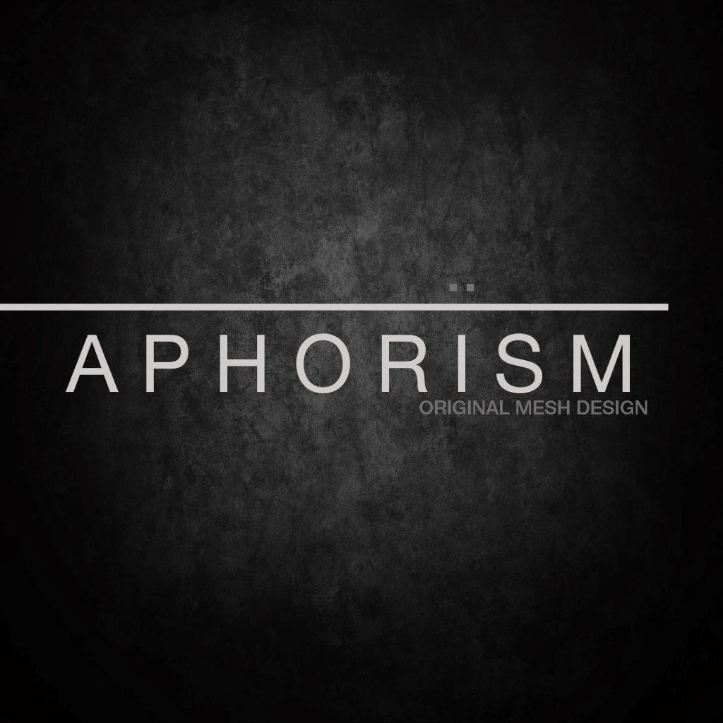 - Aphorism -