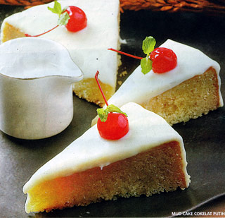 Resep Mud Cake