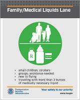 Family Lane Signage