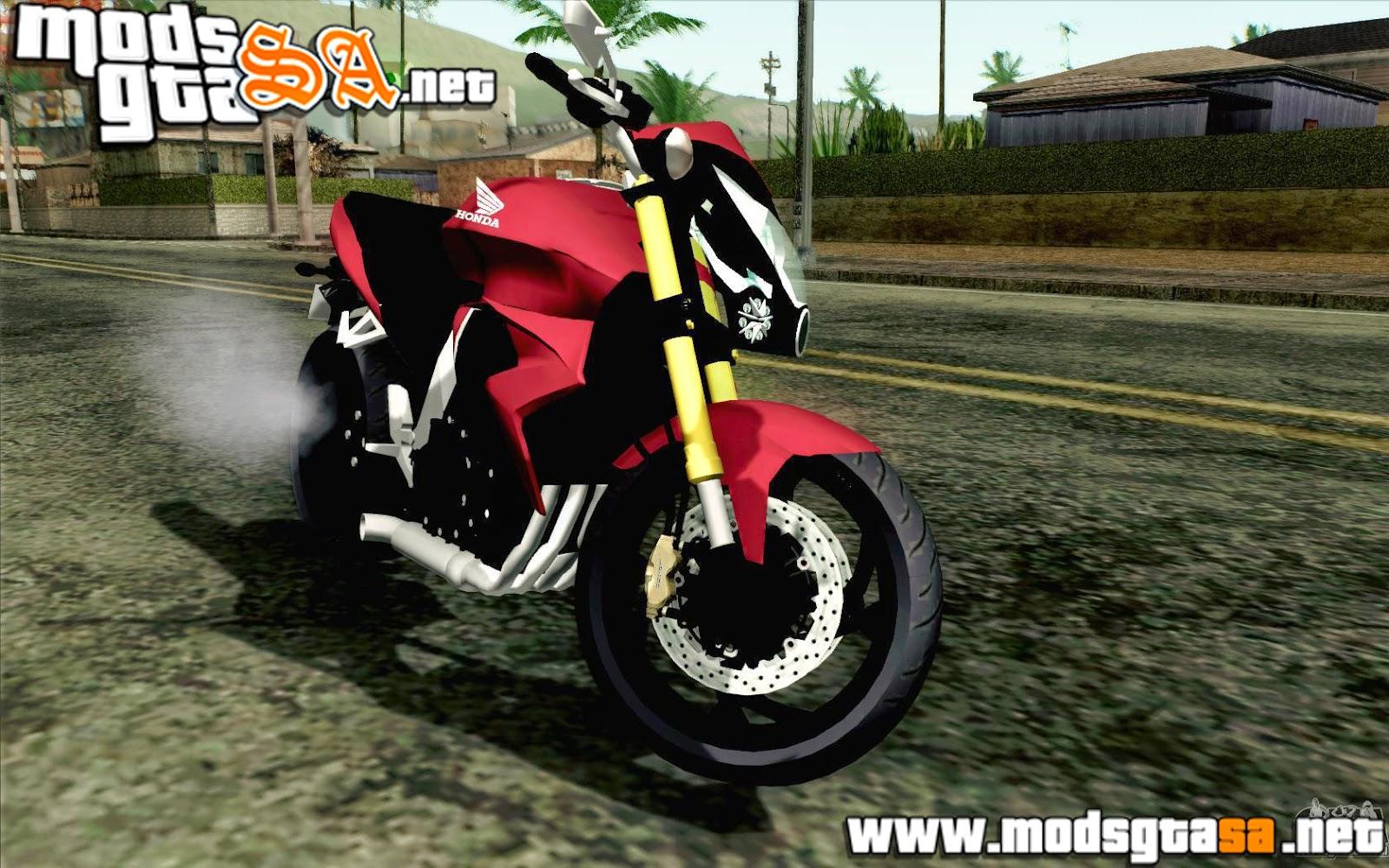 SA - Honda CB1000R