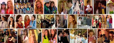 Imágenes de capítulos de la serie Ana y los siete de TVE