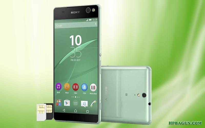 Harga Sony Xperia C5 Ultra Dual, Phablet Android 4G Berkamera Selfie 13 Megapixel