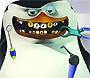 Skipper en el dentista