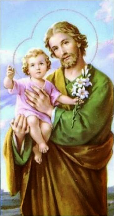St. Joseph Prayer