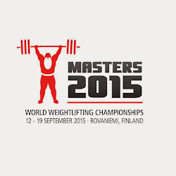 World Masters Weightlifting Championships 2015: