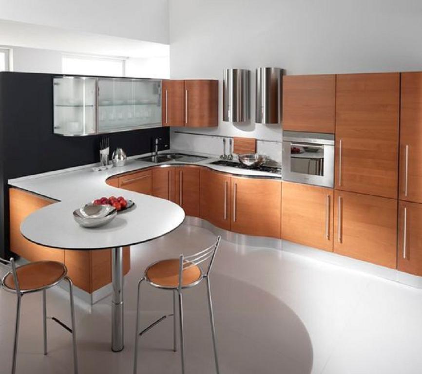 34 frescos modelos de gabinetes de cocina decoraci n del Modelos de decoracion de cocinas