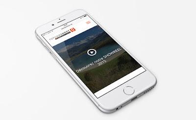 site mobile video drone