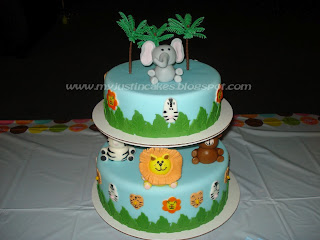 Cakes In The Zoo