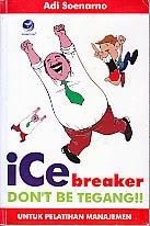 toko buku rahma: buku ice breaker don't be tegang, pengarang adi soenarno, penerbit andi