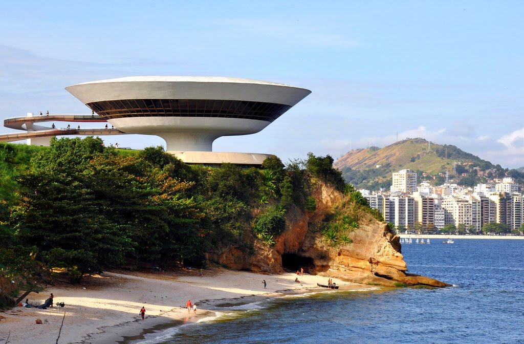 MUSEU DE ARTE CONTEMPORÂNEA DO RJ