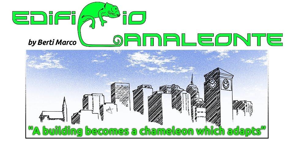 L'edificio camaleonte