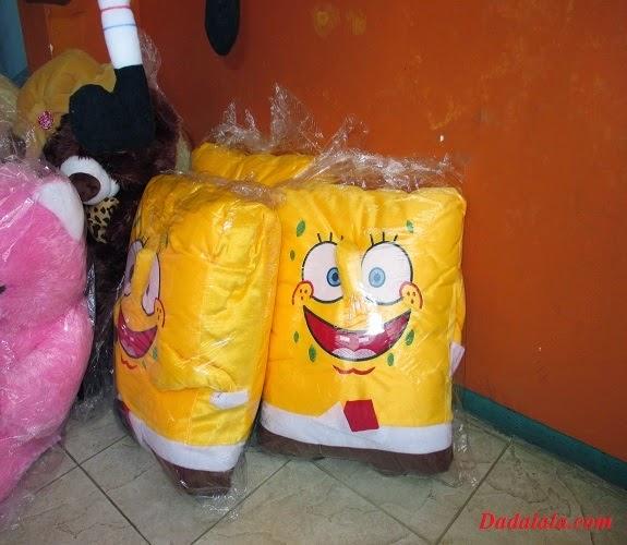 Boneka Spongebob