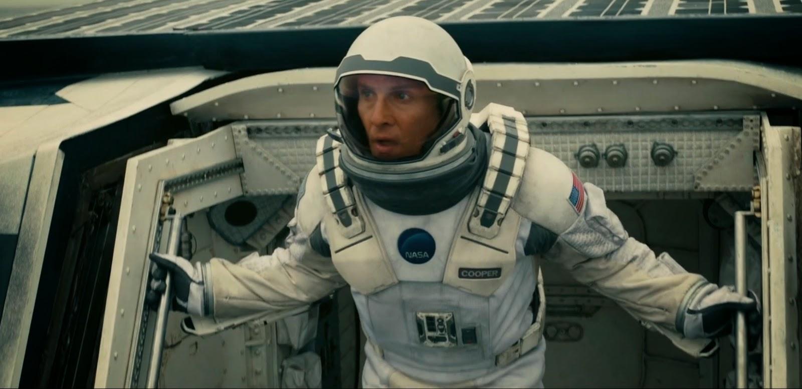 Interestelar | Matthew McConaughey no comercial estendido inédito da ficção cientifica de Christopher Nolan