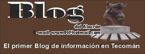 Blog del Alacrán