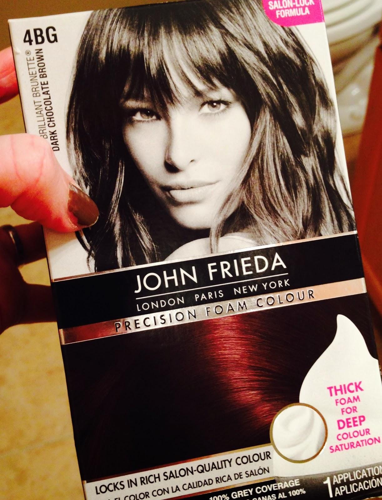 John Frieda Home Color