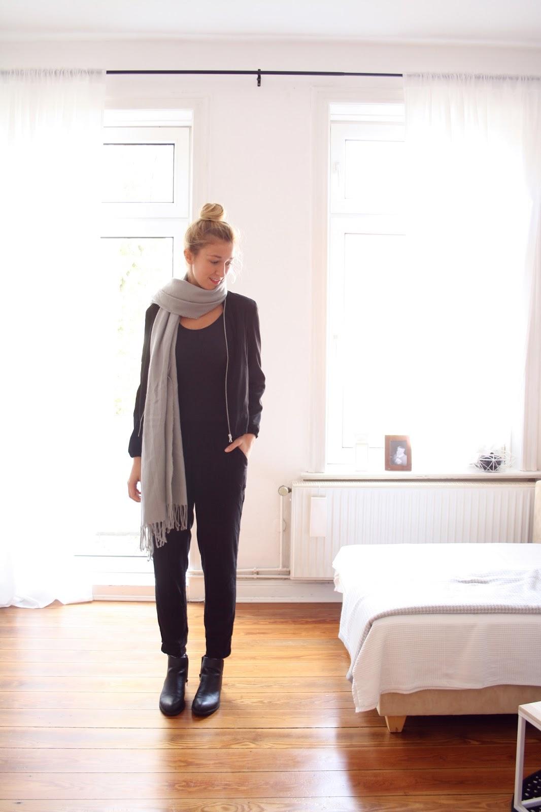 Fashion skandinavisches understatement all black today for Fashion jobs hamburg