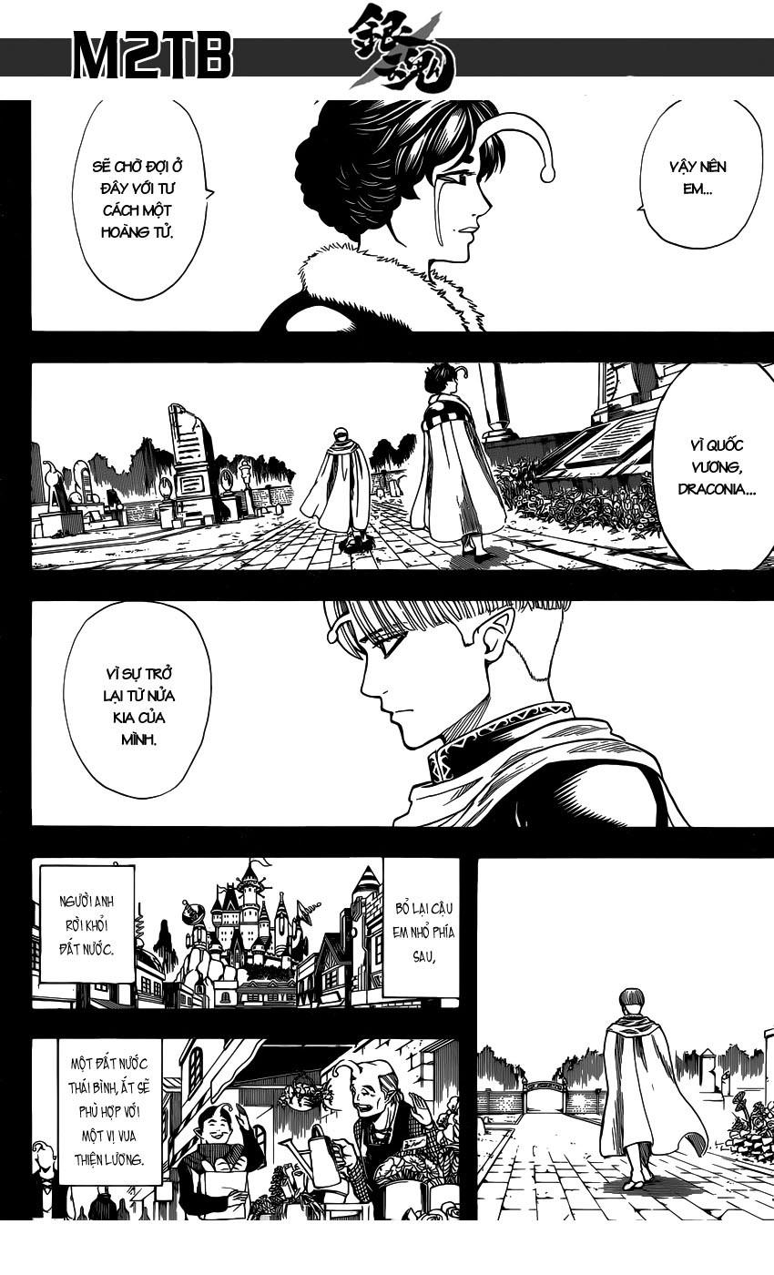Gintama Chap 614 - Trang 2