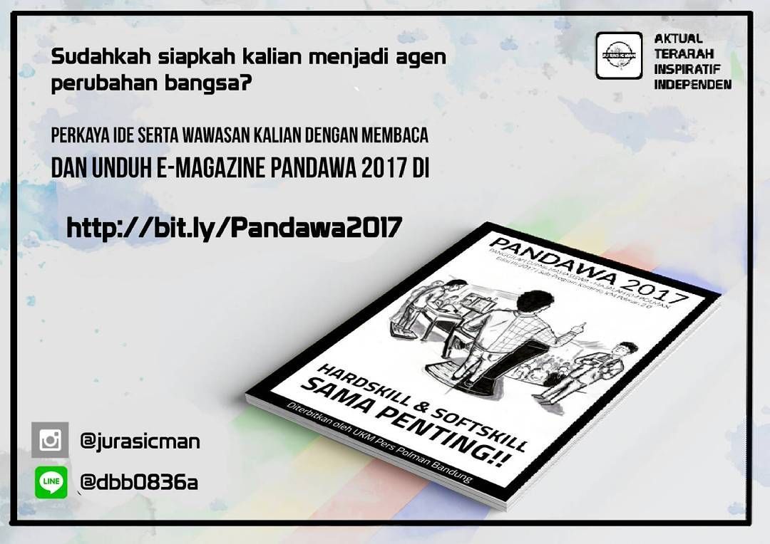 Majalah KM Polman 2017