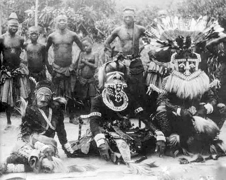 rituales , Congo, mascaras, contexto,
