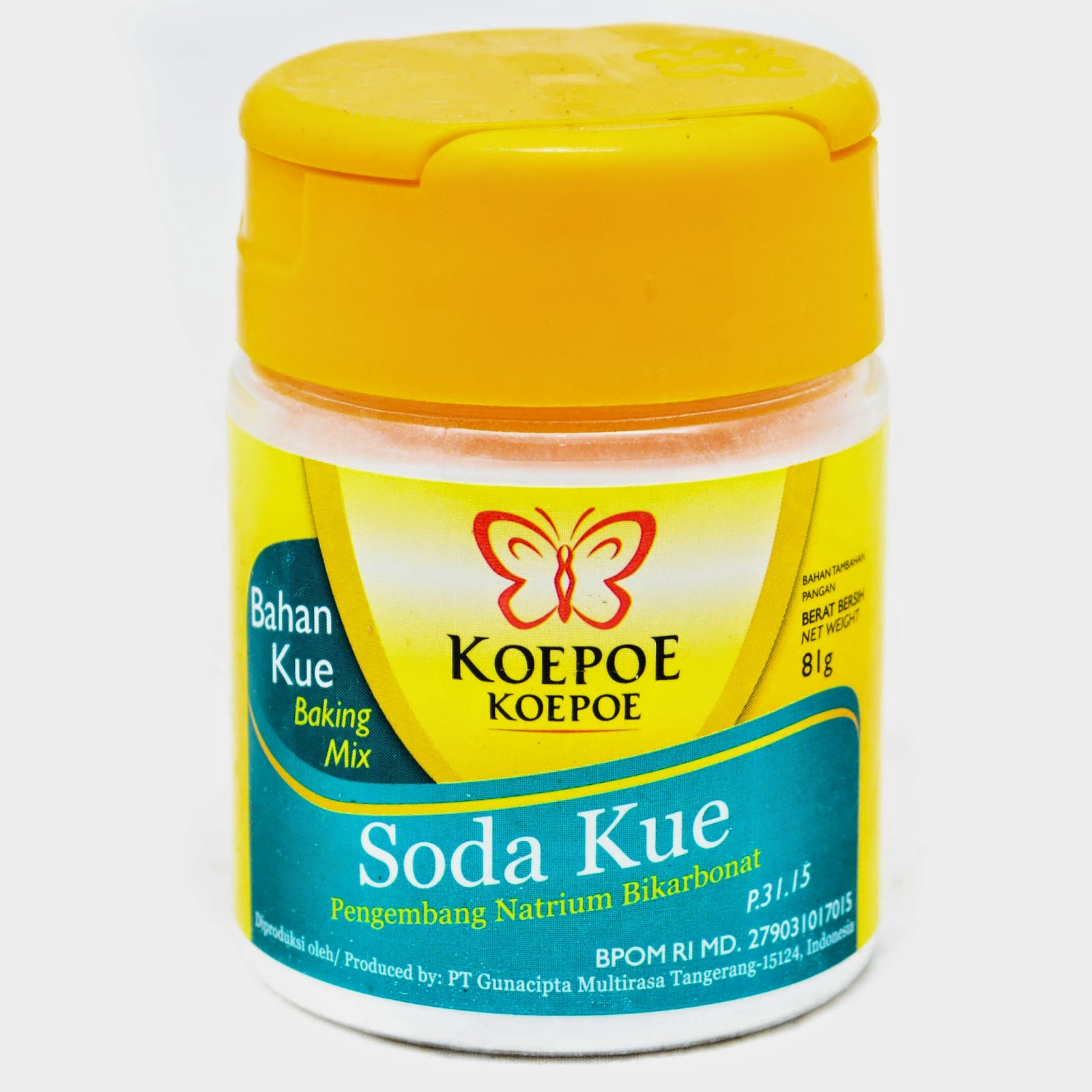 baking soda koepoe