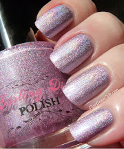Darling Diva Polish Diamond Holo Collection - Swatches And