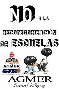 ORGANIZACIÓN Y LUCHA PARA FRENAR EL AJUSTE!