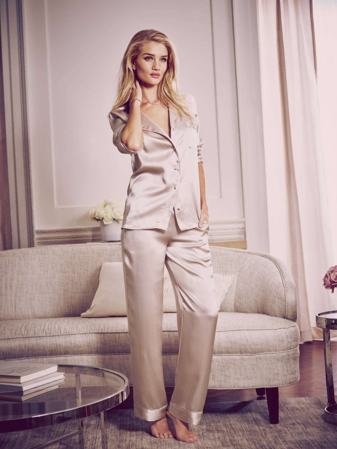 Autograph Lingerie Spring/Summer 2015 Collection featuring Rosie Huntington-Whiteley