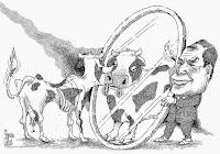 caricaturista el comercio