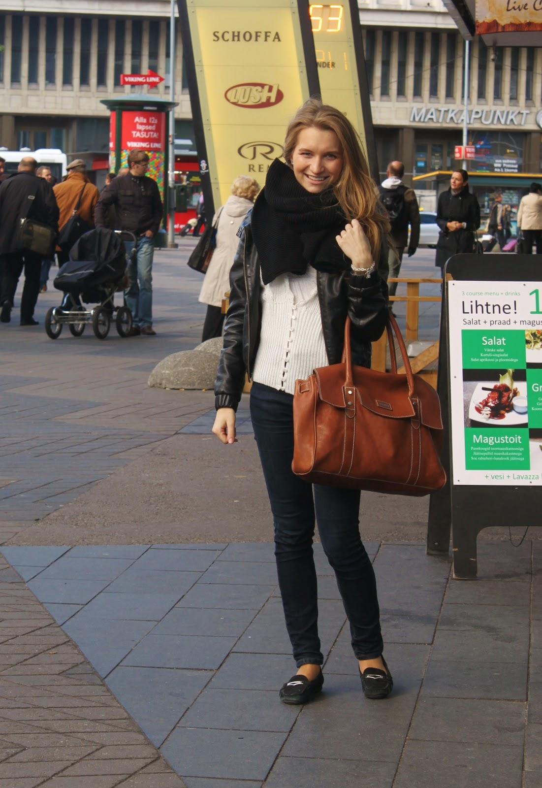 Tiger Of Sweden Laukku Beatie : Annina in tallinna t?drukit