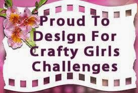 Crafty Girls Challenges DT Member